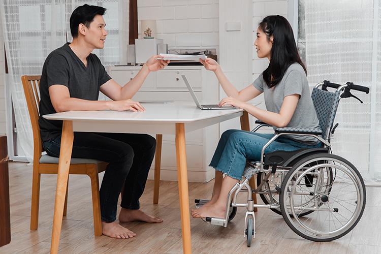 quelle prise en charge pour les personnes handicapées ?