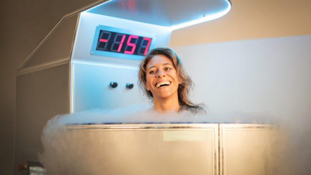 Cryothérapie pour maigrir du ventre : est-ce efficace ?
